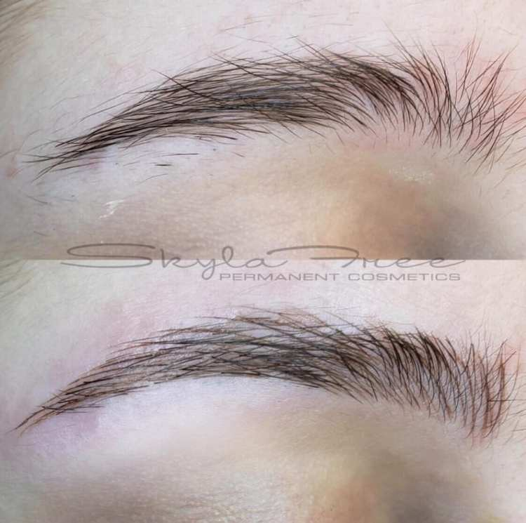 Microblading and Combo Brows by Bliss Beauty