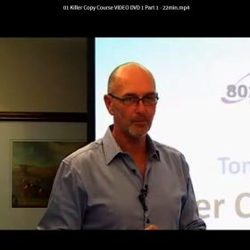 Download Tom Poland - Killer Copywriting Course