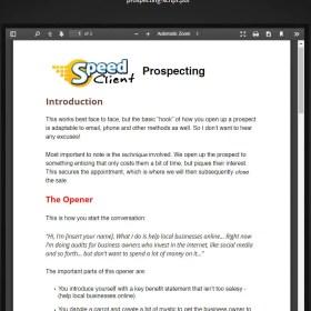 Download Speed Client Formula