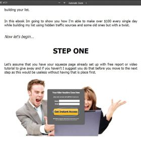 Download Steady $100 Per Day Method