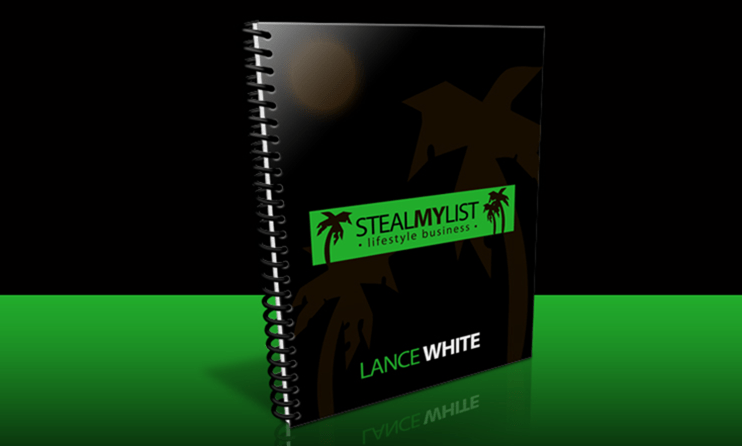 Download Lance White - Steal My List Lifestyle Business