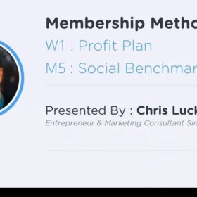 Download Chris Luck - Membership Method