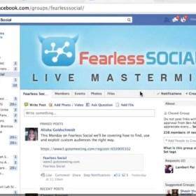 Download Ben Adkins - Fearless Social Mastermind