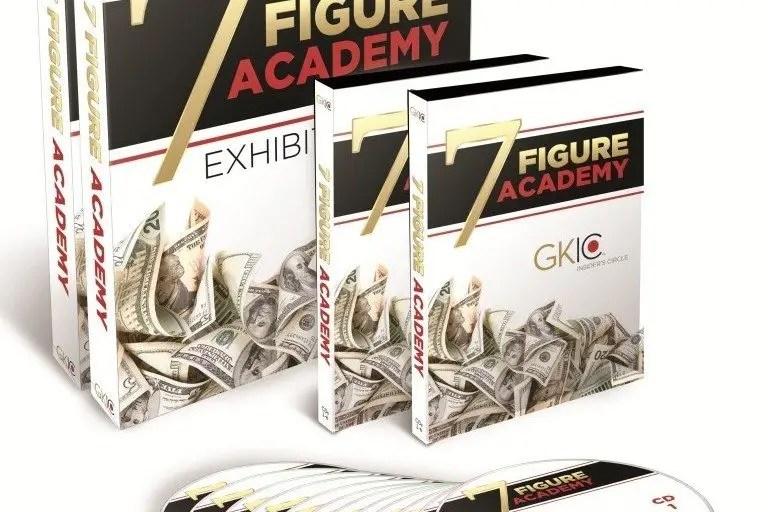 7 Figure Academy by Dan Kennedy