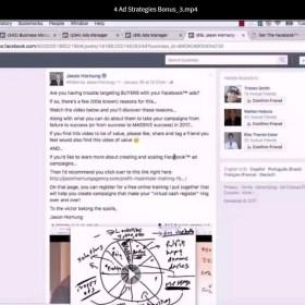 Download Jason Hornung – Facebook Ads Profit Maximizer Bootcamp 2.0