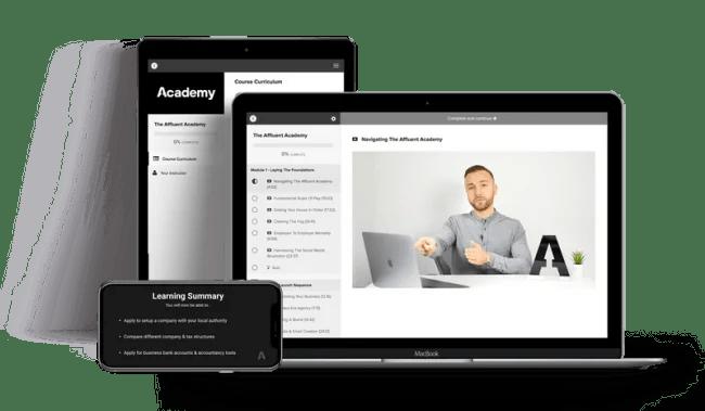 Jordan Platten – Affluent Academy