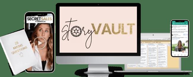 Elise Darma – Story Vault & Sales Vault