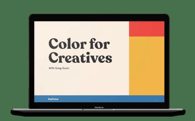 Download Greg Gunn – Color For Creatives