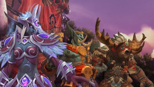 Allied Races Predictions Broximar