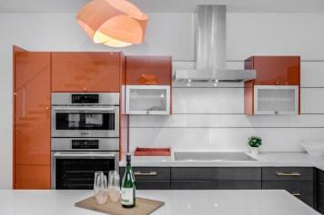 Brand New Contemporary Kitchen