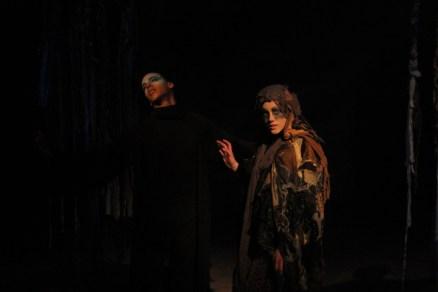 Act III, Scene i - 'The Moon' and 'The Beggar Woman' (Blood Wedding)