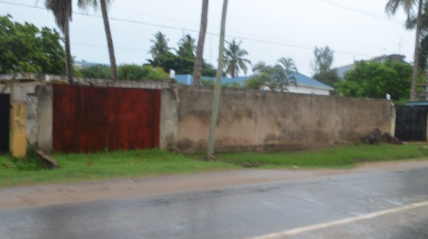 Plot For Sale at Mikocheni Dar Es Salaam