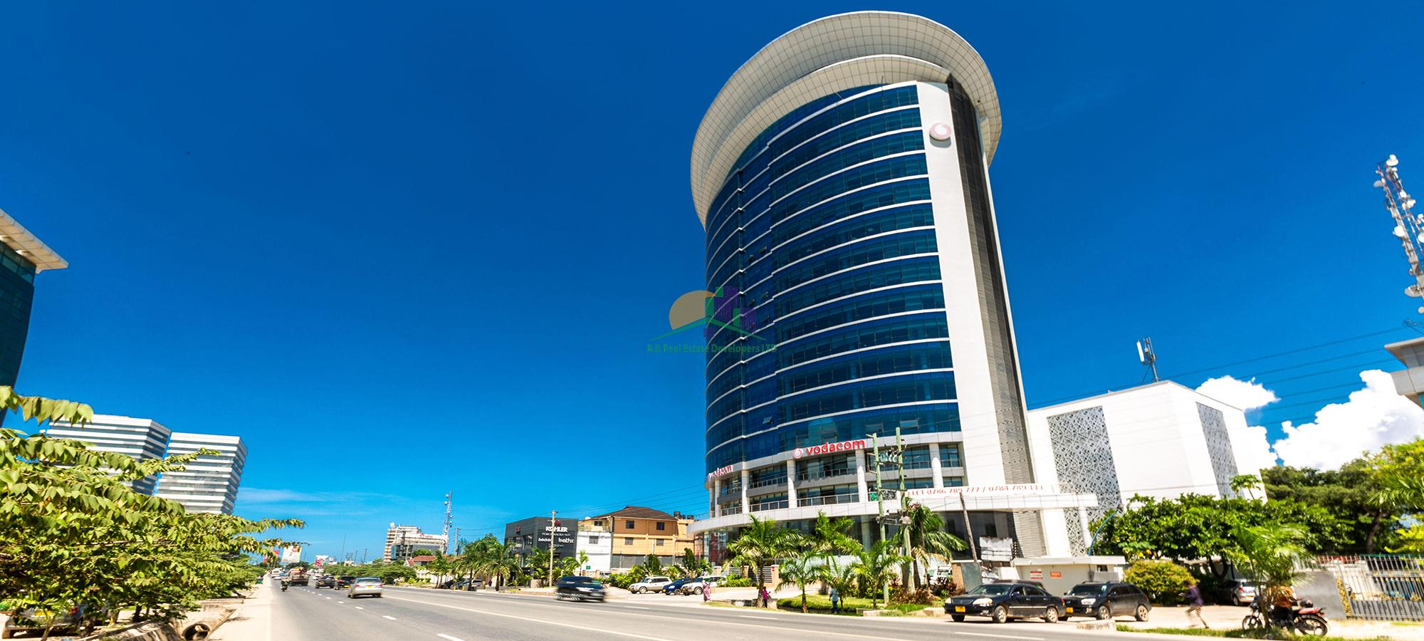 Vodacom Tower Victoria Offices For Rent