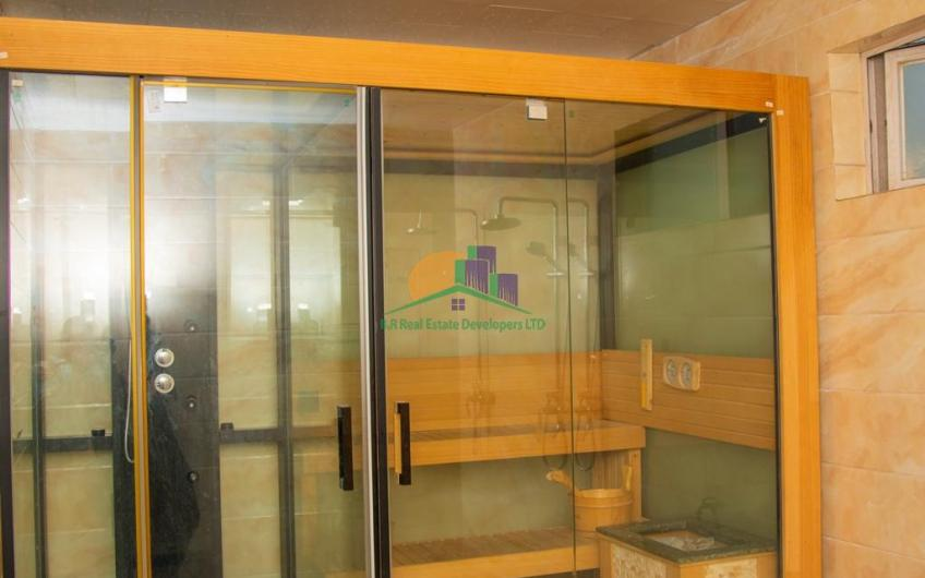Apartments For Rent at Oyster bay In Dar es Salaam sauna I