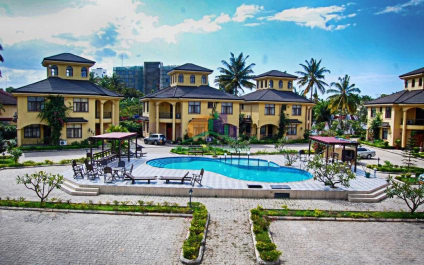 Villa For Rent in Kingsway Court, Off Kinondoni Rd. Dar es Salaam