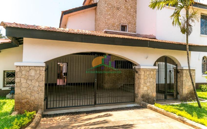 Villa For Rent in Kingsway Park Dar es Salaam4