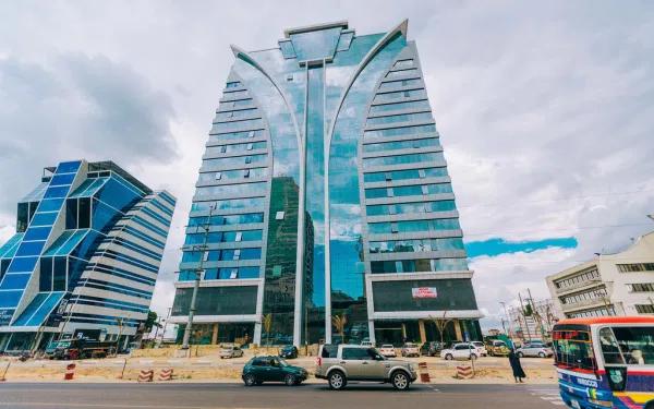 Skytower Mall Office For Rent at Kijitonyama Dar Es Salaam1