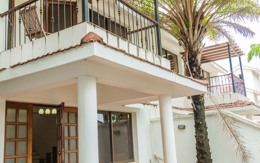 Villas for Rent at Oyster bay Dar es salaam