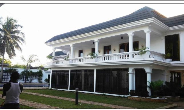 House for sale at Msasani, dar es salaam