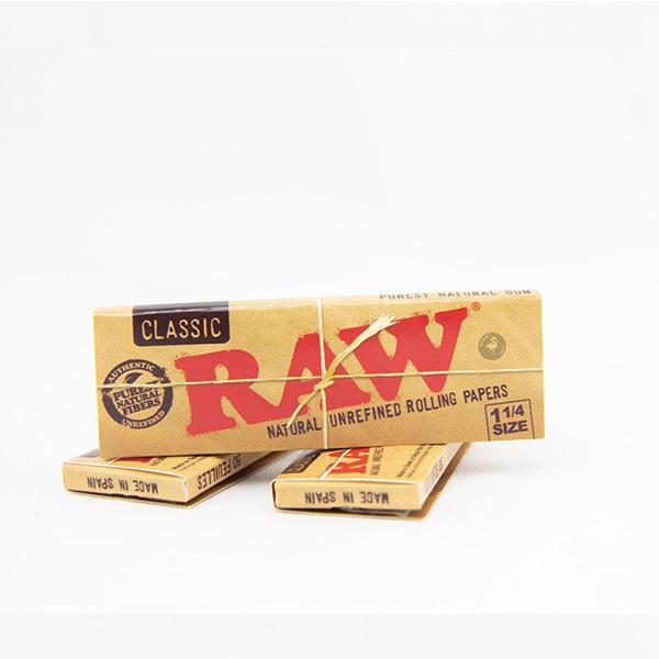 Papel Raw