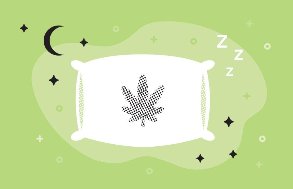 Efectos de la marihuana en el cerebro mientras duermes