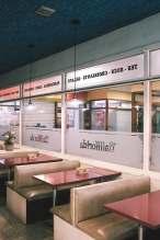 empty restaurant unsplah