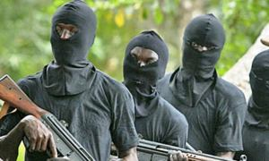 Gunmen kidnap kidnapped robbers armed abducted suspect prosecuted court boko haram killed
