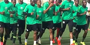 Rohr super eagles Nigeria football team