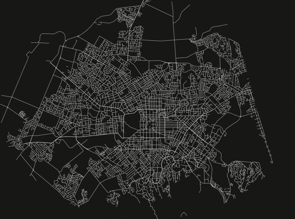 Christchurch Streets