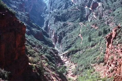Kaibab Bridge 1