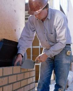 bricklayer tradesman