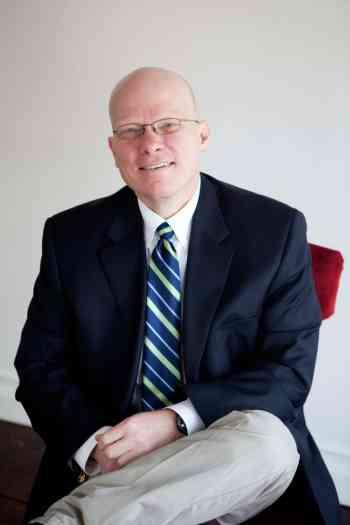 Photo of author Bruce Bradley