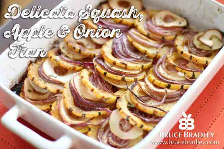 Replace your sugary sweet potato casserole with a new squash side dish that's an easy, delicious addition for your Thanksgiving!