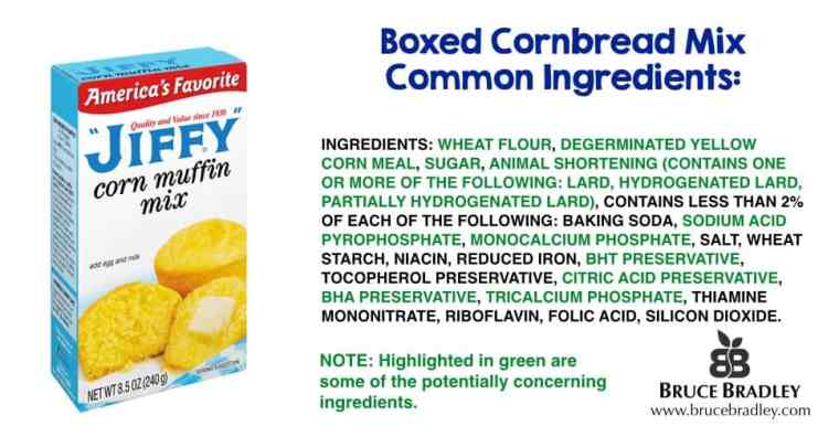 Learn why cornbread mixes may not be the best option for your dinner table!