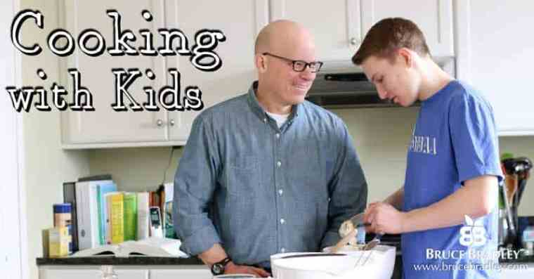 6 Reasons Why Cooking With Your Kids Is Important