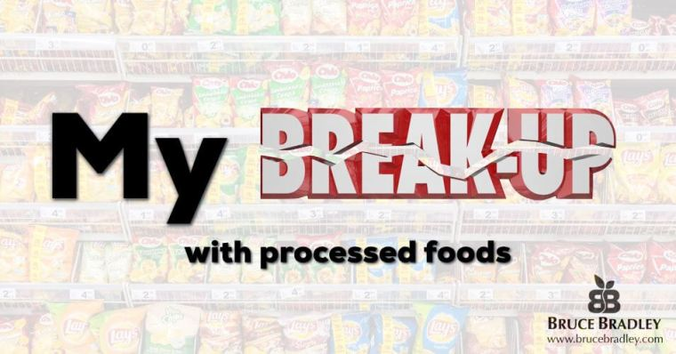 Learn about a former processed food executive and the honest, fact-based reasons why he quit eating processed foods and made the switch to real food!