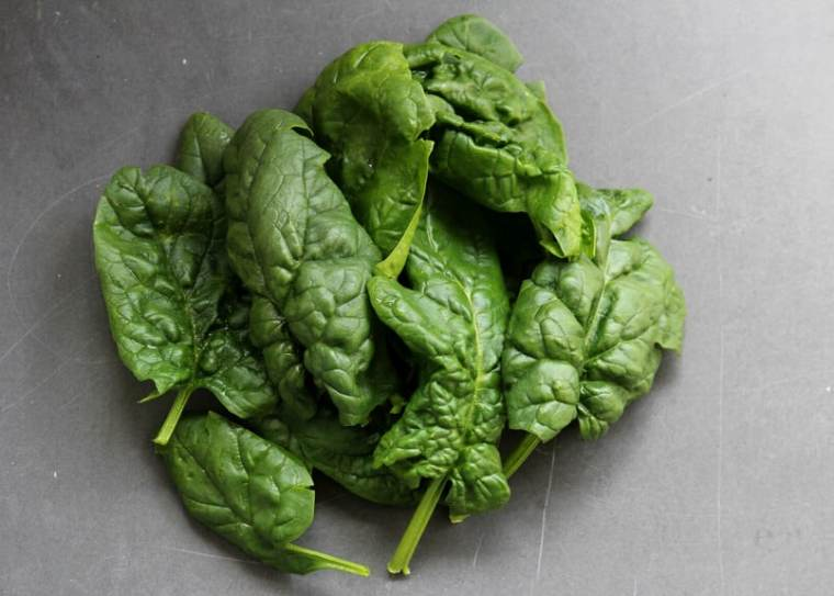 Leafy greens like spinach are an amazing, nutritious addition to your diet!