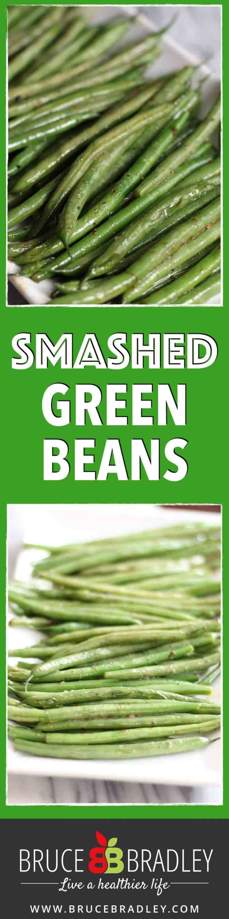 Tired of your boring green beans? Then try this delicious twist made with a little garlic, oil, and top secret ingredient! Can you say yum!