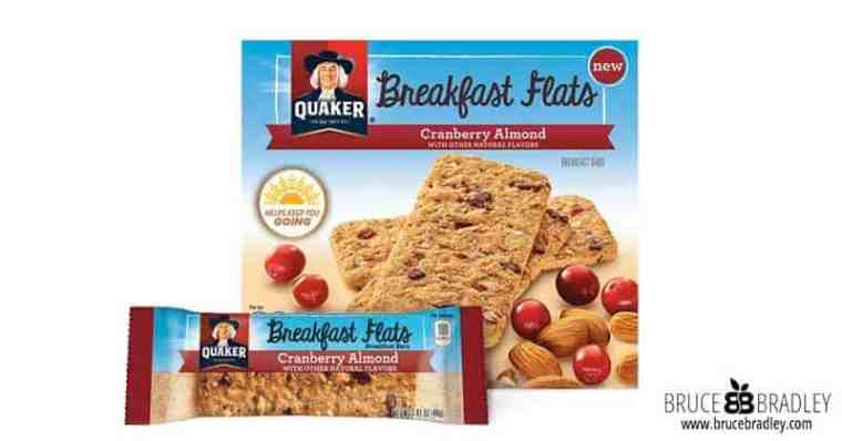Quaker Breakfast Flats market themselves as wholesome and full of real ingredients. But are they healthy, or really a cookie in disguise?