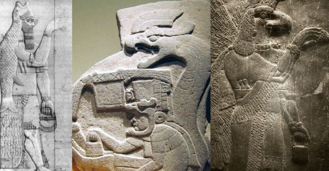 Anunnaki bags olmec bag winged feathered serpent
