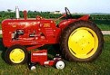 1997 1950 Massey-Harris model 22 cw 3 PH Winner - Michael Redmond, Chatsworth, ON