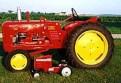 1997 1950 Massey-Harris model 22 cw 3 PH Winner - Michael Redmond, Chatsworth, ON