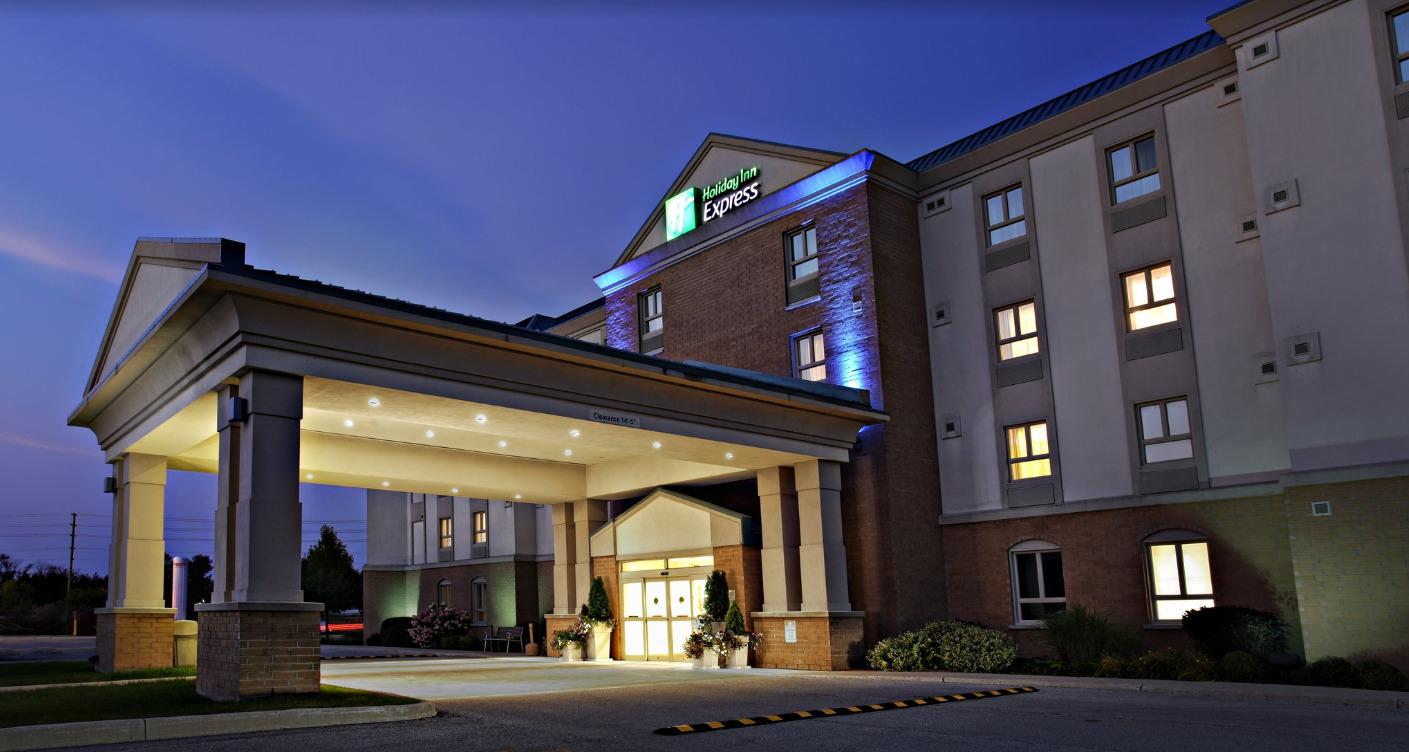 Holiday Inn Express Kincardine - Downtown