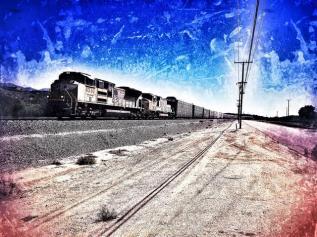 ALTERED - San Timoteo Canyon Train