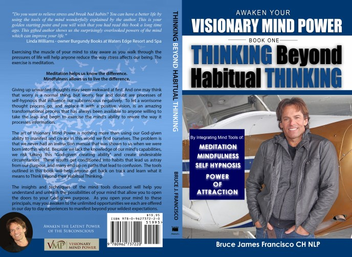 Book on Meditation, Mindfullness, Power of Attraction and Self-Hypnosis