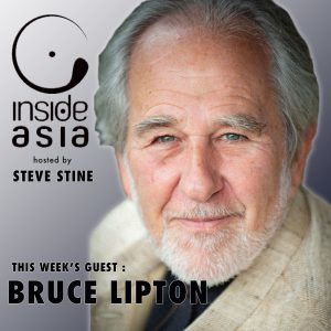 On this episode of Inside Asia Podcast, Bruce speaks with Steve Stine about the medicine of consciousness.