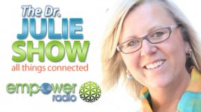 The Julie Show logo