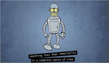 immortality waste of time