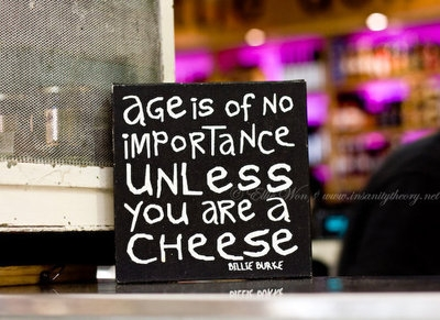 age is no importance