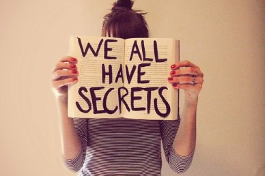 secrets we all have